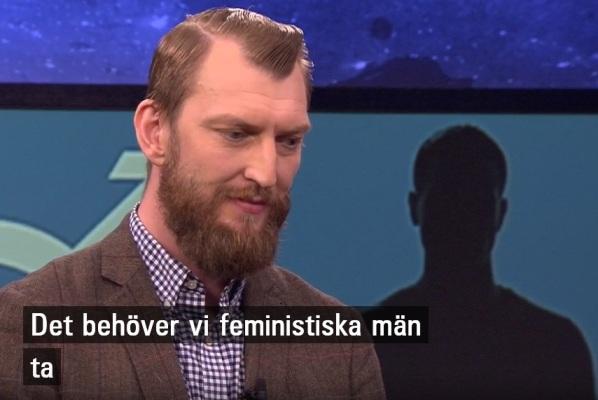 Feministiska män