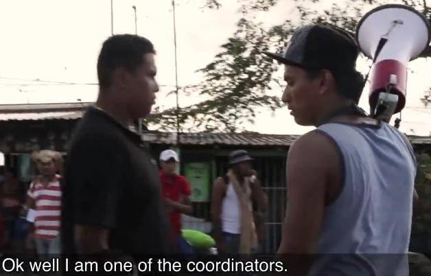 Samordnare för migranter på väg till USA genom Mexiko