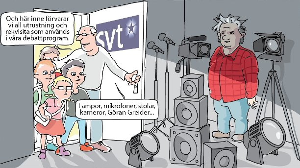 Public Service, SVT