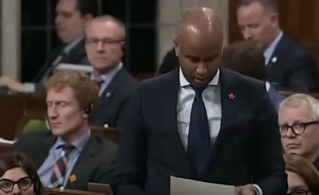 Ahmed Hussen, immigrationsminister Kanada