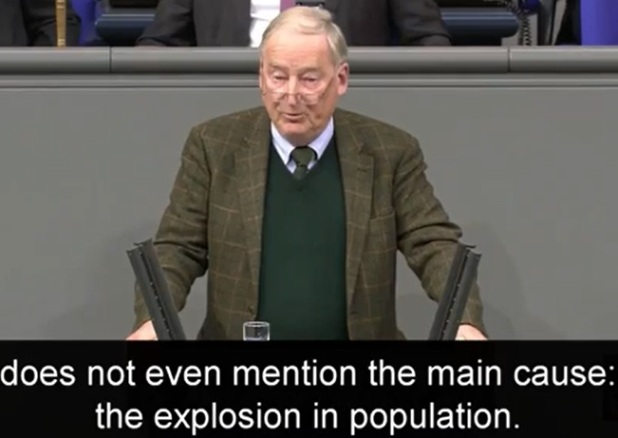 Global Compact for Migration, Afrika, AfD, Dr. Alexander Gauland