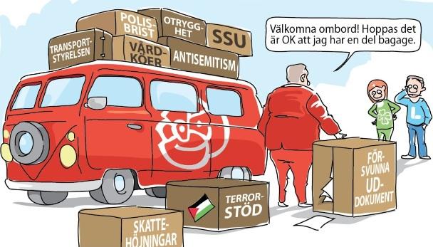 Stefan Löfven välkomnar att Lööf och Björklund vill splittra oppositionen
