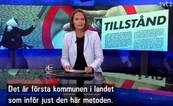 Är Eskilstuna den första kommunen som inför tillståndsplikt för att tigga (tiggarlicens)?