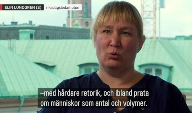 Elin Lundgren, Socialdemokraterna, riksdagsledamot