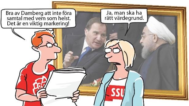 Socialdemokraternas värdegrund, Mikael Damberg