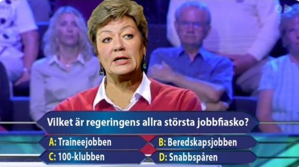 Ylva Johansson (Socialdemokraterna), arbetsmarknadsminister och f.d. etableringsminister och f.d. integrationsminister