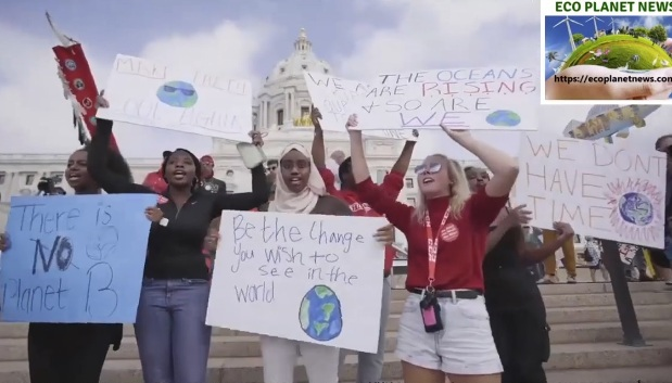There is no Planet B. Be the change you wish to see in the world. The oceans are rising. So are we. We don't have time. Eco Planet News - Climate Change & Global Warming, World Meteorological Organization (WMO), Fridays for Future