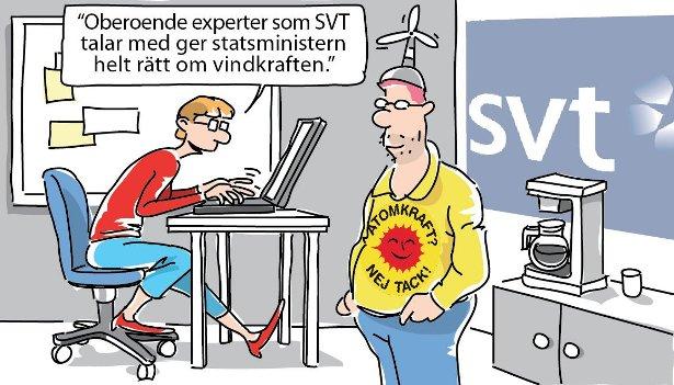 Oberoende experter som SVT talar med ger statsministern Stefan Löfven helt rätt om vindkraften