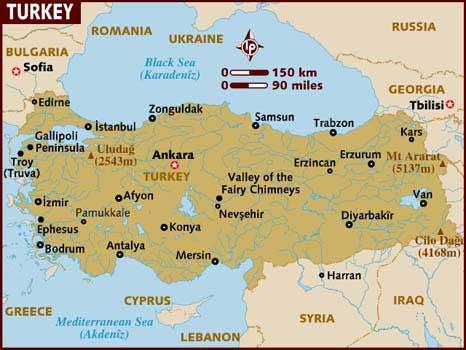 Karta Marmaris Turkiet Karta 2020