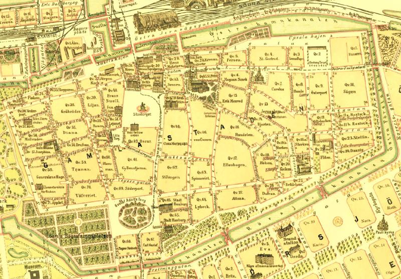 karta över malmö Kartor Malmö 1900 talet karta över malmö