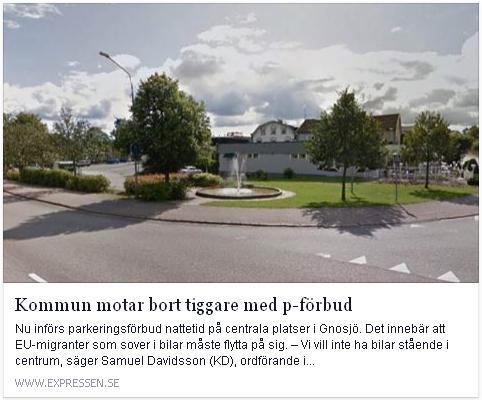 Klicka här för att gå till artikeln i Expressen, 2015-03-08