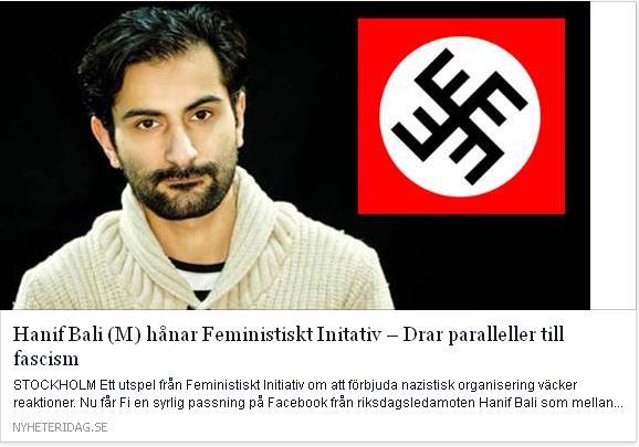 Klicka här för att gå till artikeln i Nyheter Idag. 2015-04-13