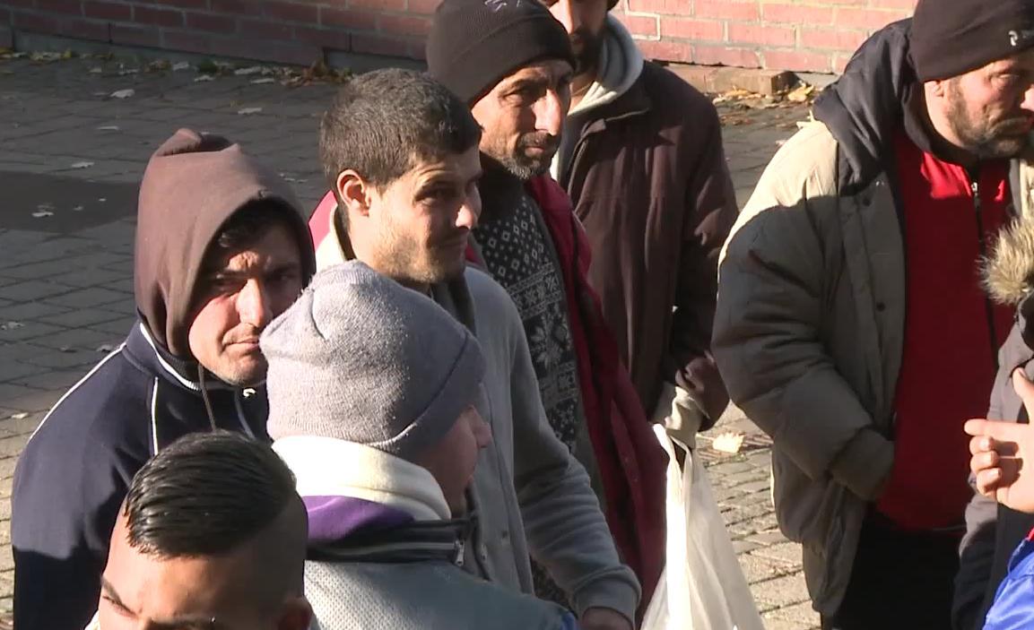 Malmös kåkstad med EU-migranter, Rumänien
