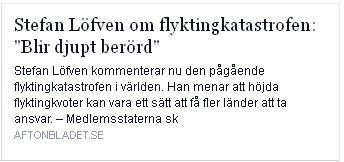 Klicka här för att gå till artikeln i Aftonbladet, 2015-09-03