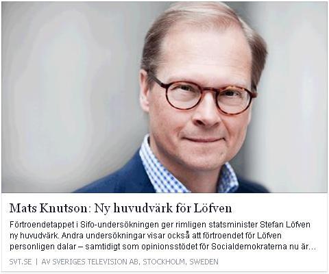 Klicka här för att gå till artikeln i SVT, 2015-10-25