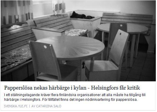 Klicka här för att gå till svenska YLE, 2016-02-22