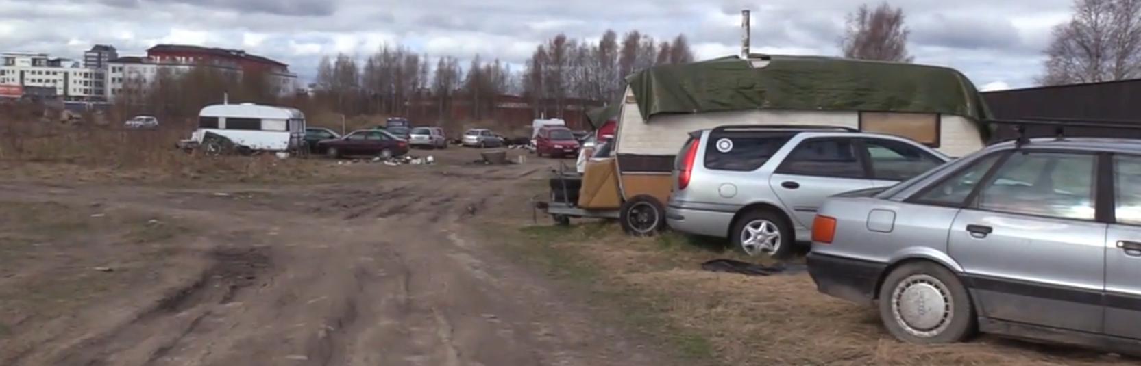 EU-migranternas bosättning i Gävle