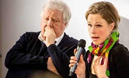 Johanna Westeson, Civil Rights Defenders och Mats Åberg, Nätverket för romska EU-migranter