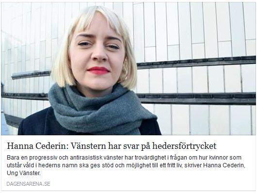 Klicka här för att gå till artikeln i Dagens Arena, 2016-11-04