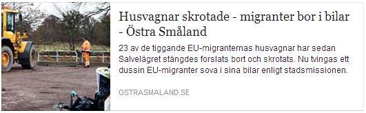 Klicka här för att gå till artikeln i Östra Småland, 2016-12-16