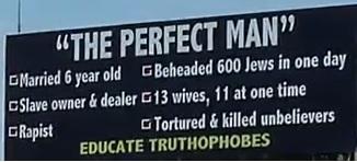 Muhammed, den perfekta mannen
