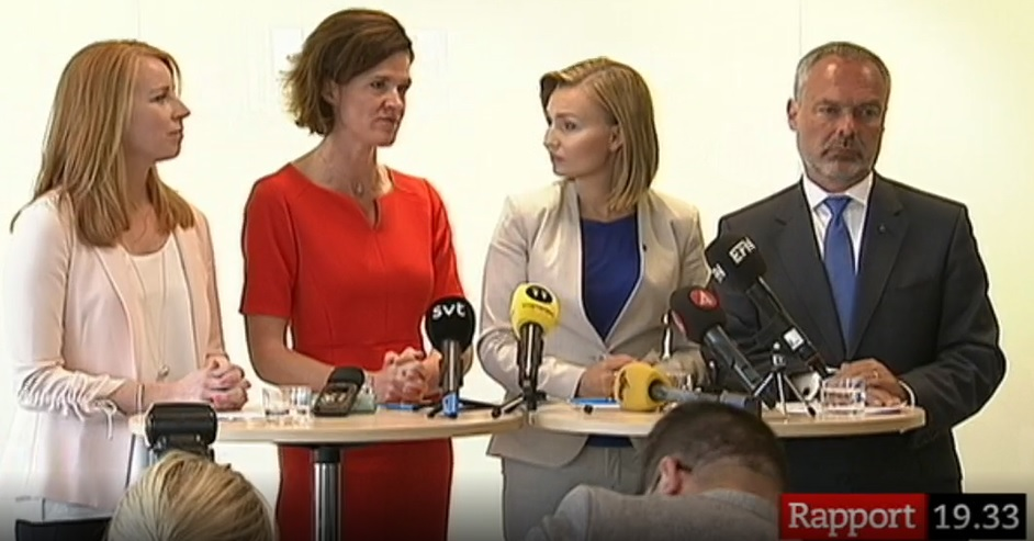 Alliansen tror RUT-avdraget är lösningen på integrationsproblemen