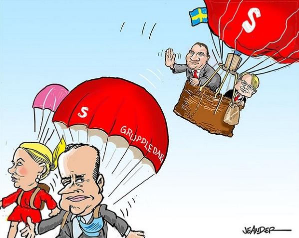 Stefan Löfven har inte berättat hela sanningen om IT-skandalen