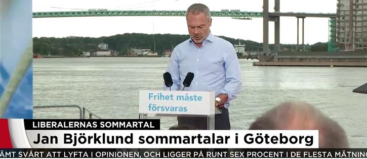 Jan Björklund om jobb och lägre löner