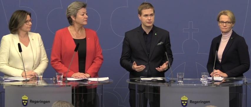 Socialdemokraterna ger efter 4-procentspartiet MP