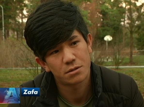 Zafa från Afghanistan
