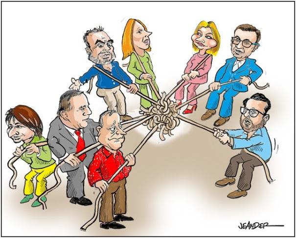 Lågutbildade röstar på Vänsterpartiet och Socialdemokraterna