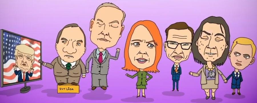 Partiledare och språkrör