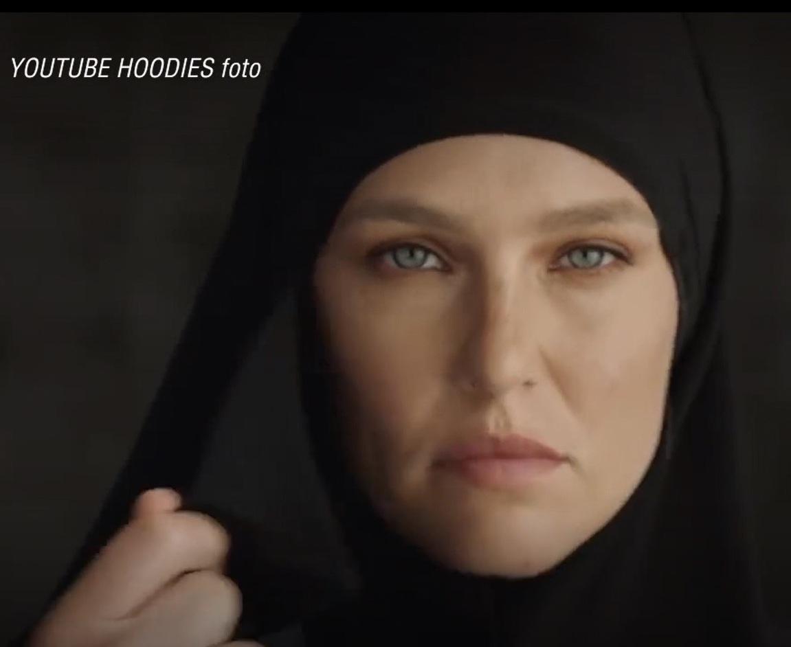 Reklam för eller mot muslimska klädesplagg