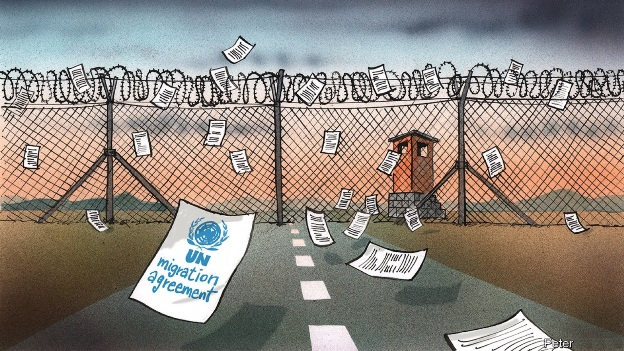 Global Compact for Migration, GCM