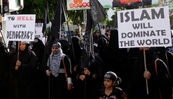 Islam, sharia lag, muslimer