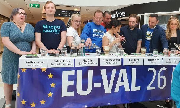 Svensk myndighet vill hemlighålla EU-val