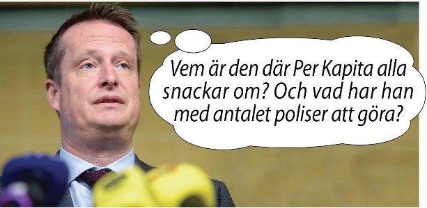Anders Ygeman, per capita
