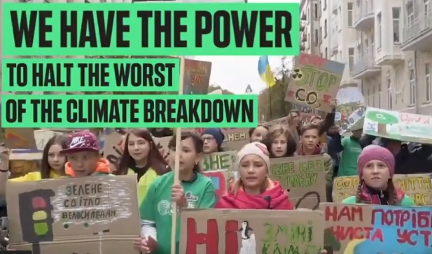 We have the power to halt the worst of the climate breakdown. Eco Planet News - Climate Change & Global Warming, World Meteorological Organization (WMO), Fridays for Future