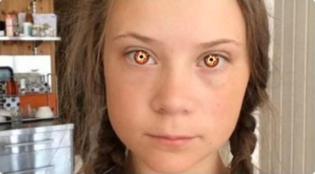 Har du gjort något denna veckan som ogillas av Greta Thunberg?