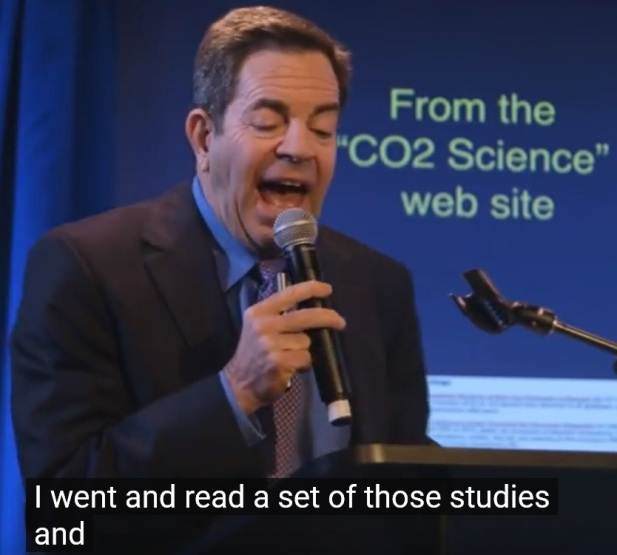 Jeffrey Bennet, astronom och klimatalarmist